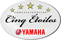 Yamaha - 5 étoiles