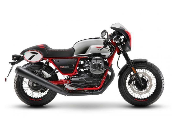 2020 Moto Guzzi V7 III RACER 10TH ANNIVERSARY MY20