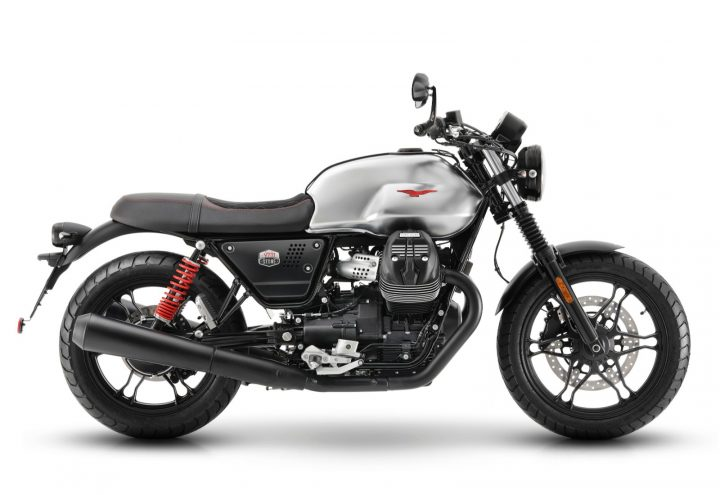 2020 Moto Guzzi V7 III STONE S MY20