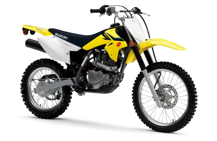 Suzuki DR-Z125L 2020