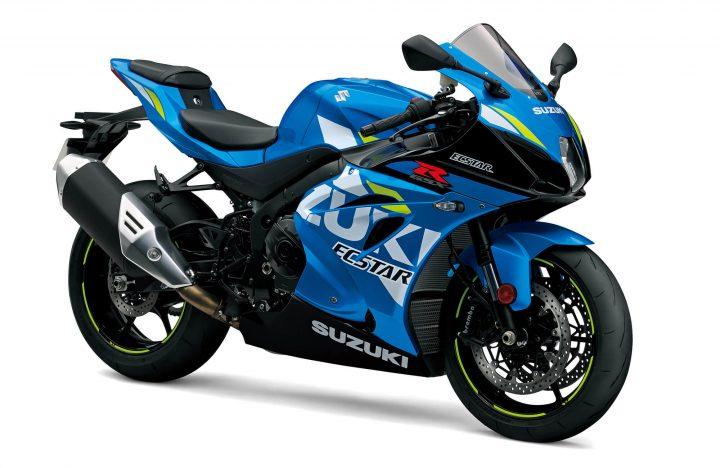 2020 Suzuki GSX-R1000A