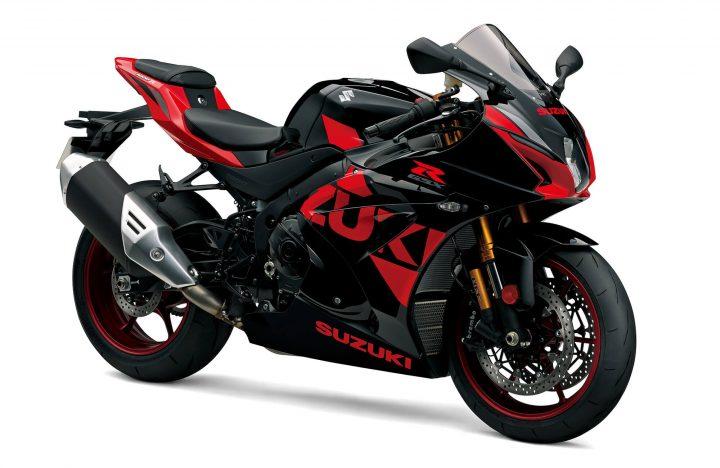 2020 Suzuki GSXR1000RA