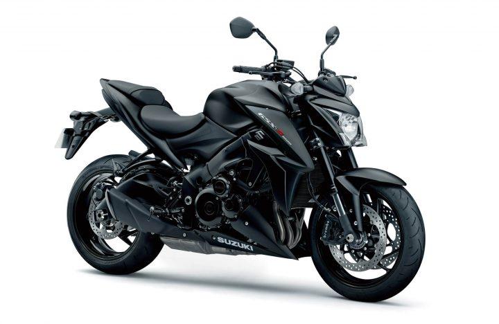 2020 Suzuki GSX-S1000A