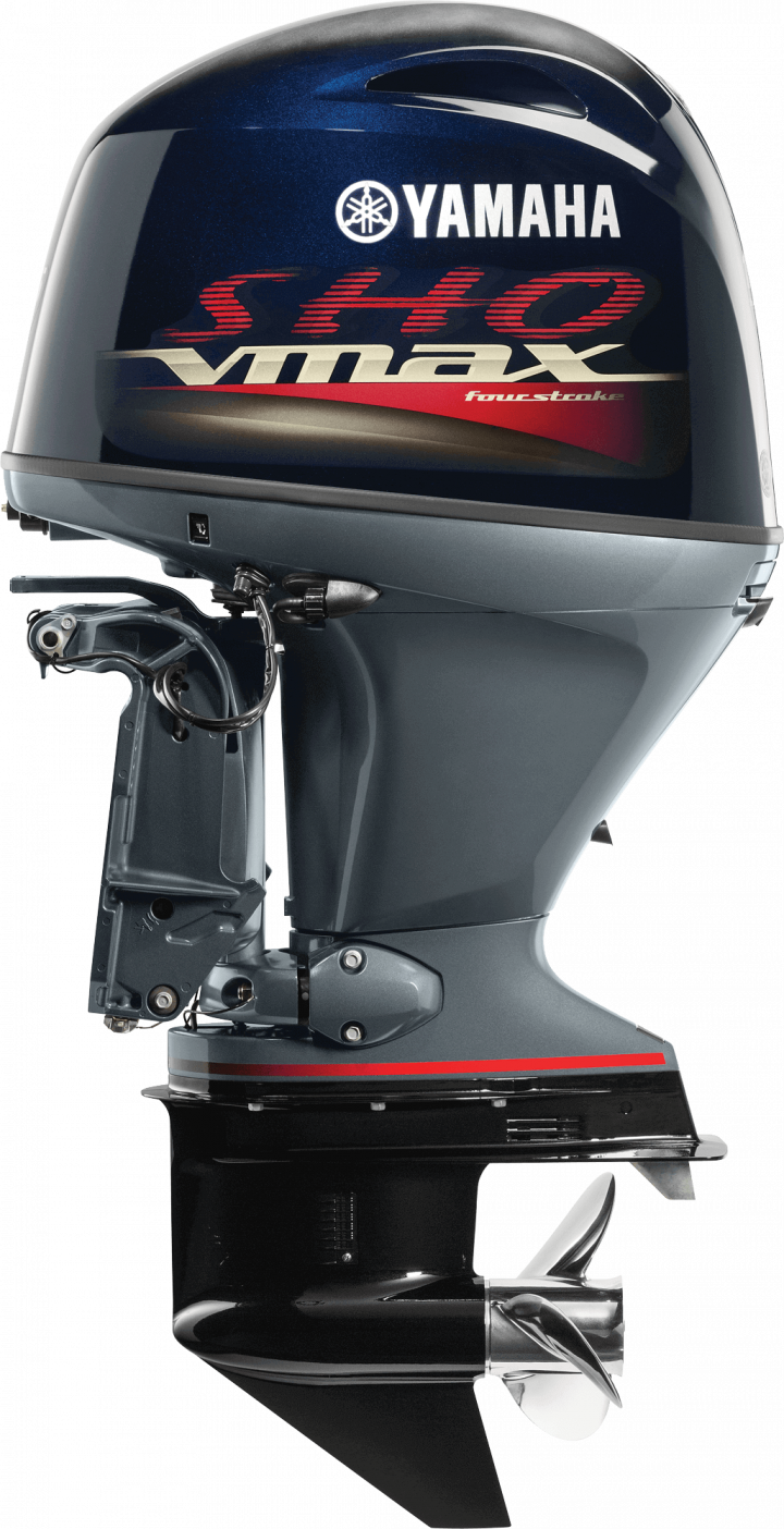 Yamaha VF115 VMAX SHO