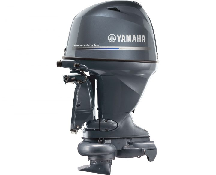 Yamaha F60 JET DRIVE