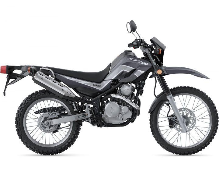 2021 Yamaha XT250