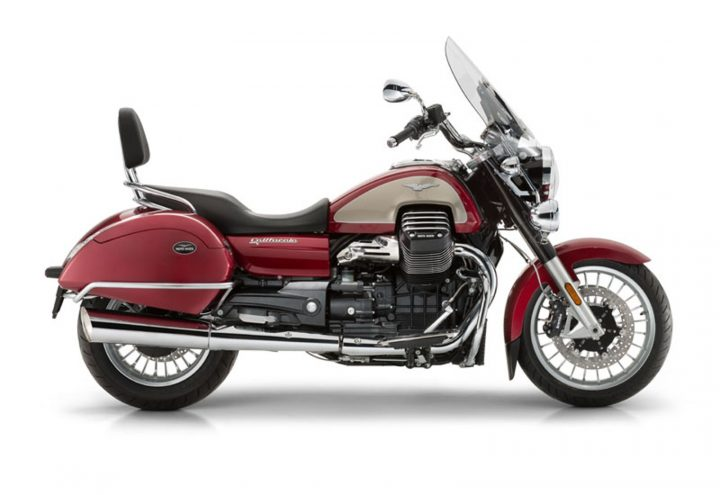 Moto Guzzi CALIFORNIA 1400 TOURING MY20 2020