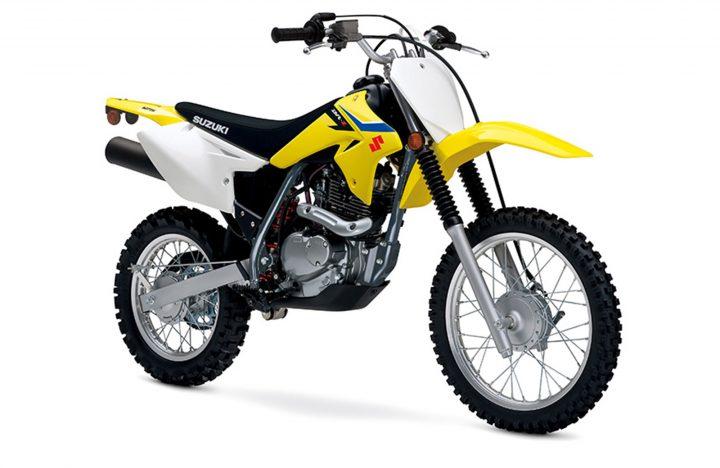 Suzuki DR-Z125 2020