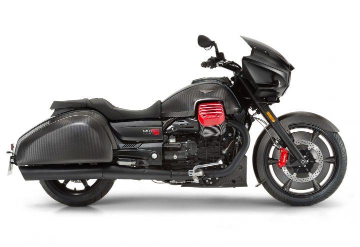 Moto Guzzi MGX-21 MY20 2020