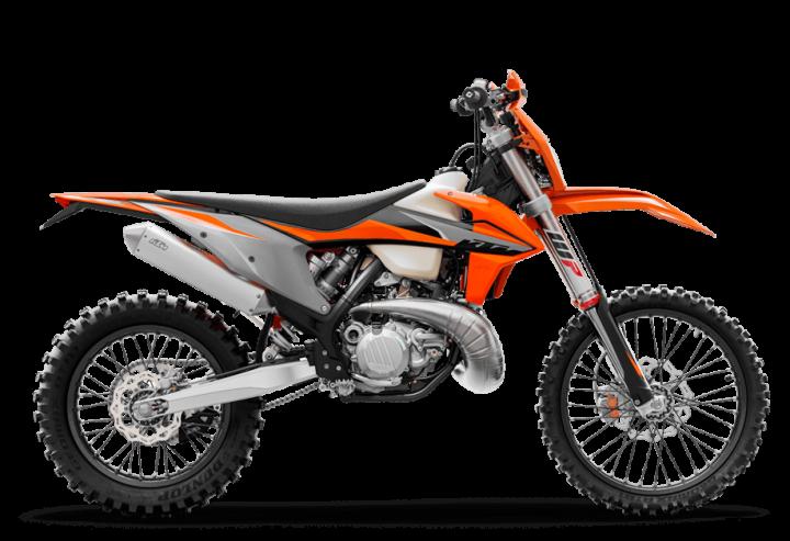 2021 KTM 250 XC-W TPI