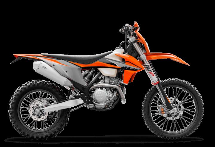 KTM 350 EXC-F 2021