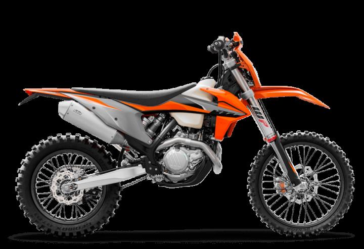KTM 500 XCF-W 2021