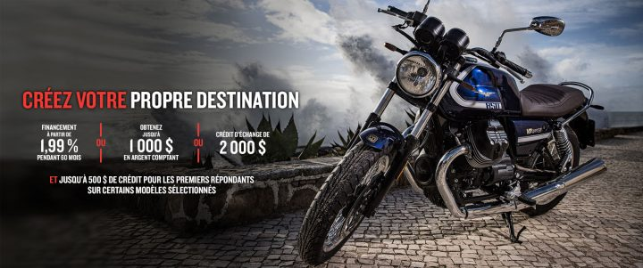 Promotion Moto Guzzi