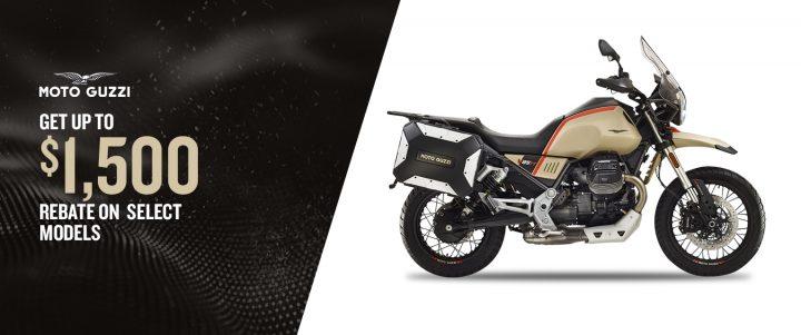 Moto Guzzi Promotion