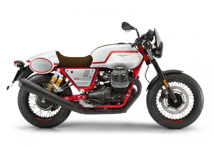 Moto Guzzi V7 III RACER MY20 2020
