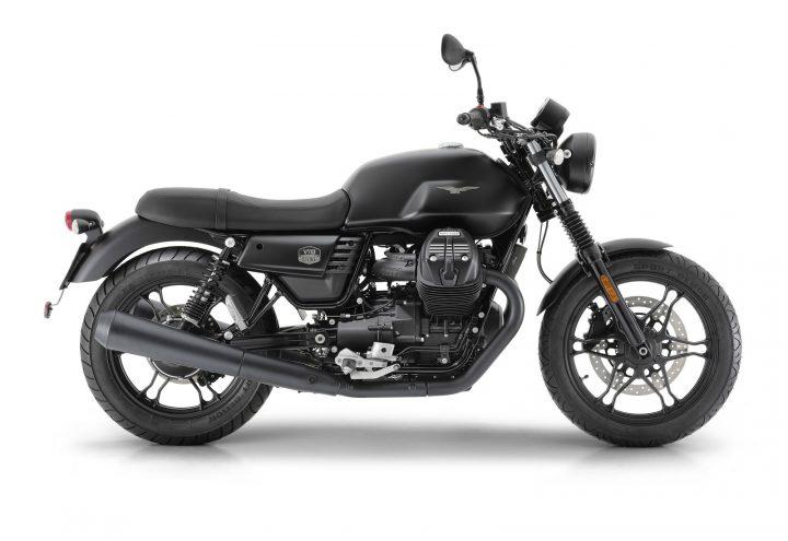 2020 Moto Guzzi V7 III STONE MY20