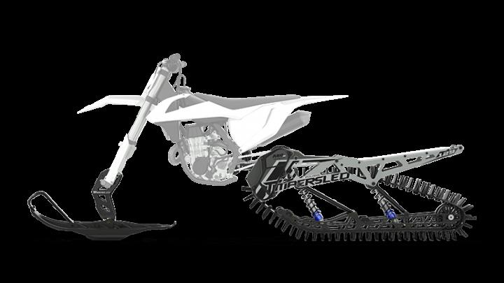 2021 Polaris Timbersled ARO 3 Velocity