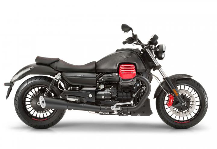 2020 Moto Guzzi AUDACE CARBON MY20