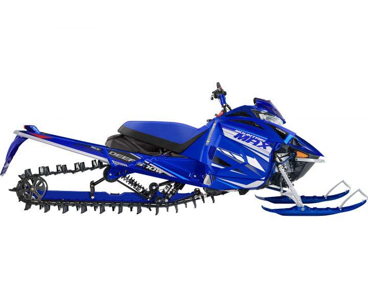 2021 Yamaha MOUNTAIN MAX LE 165