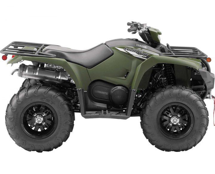 2020 Yamaha KODIAK 450 EPS SE W/ DIFF-LOCK