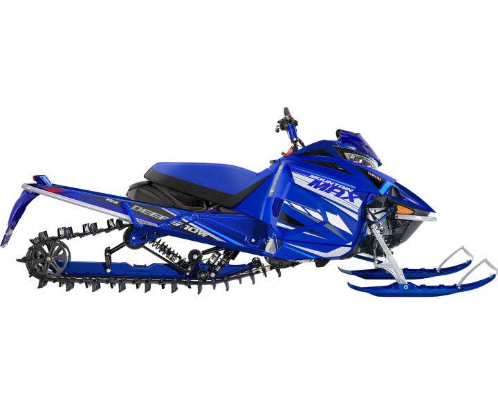 2021 Yamaha MOUNTAIN MAX LE 154