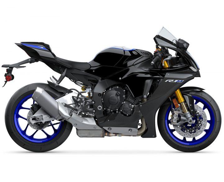 2021 Yamaha YZF-R1M