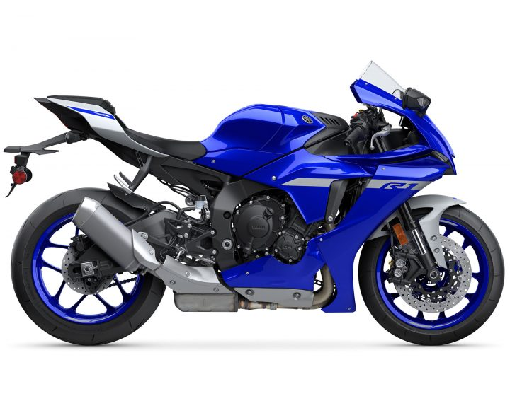 2021 Yamaha YZF-R1