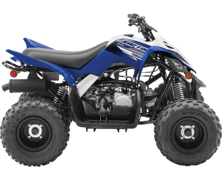 2020 Yamaha RAPTOR 90