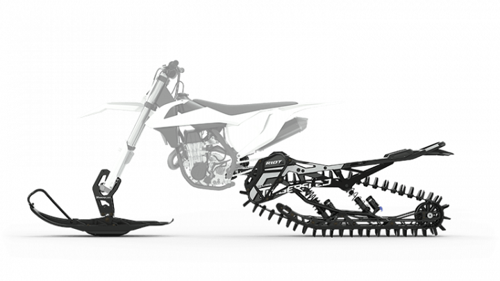 2021 Polaris Timbersled RIOT S LE
