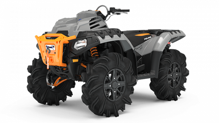 Polaris Sportsman 850 High Lifter Edition 2021