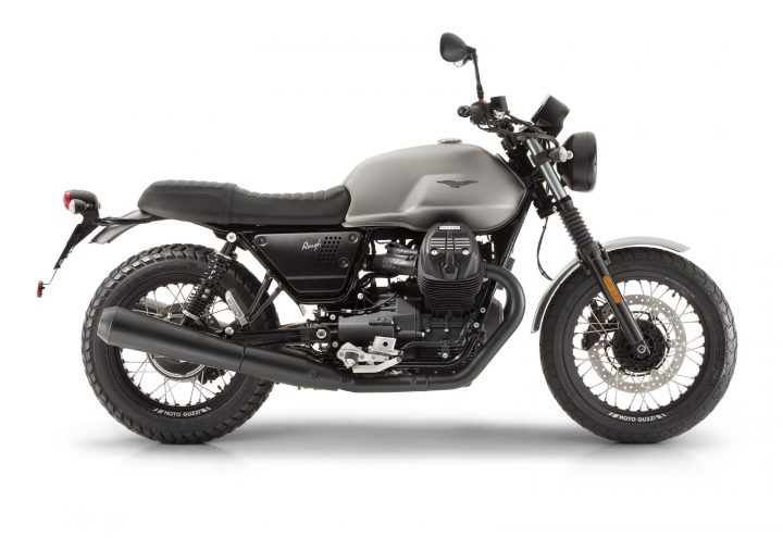 Moto Guzzi V7 III ROUGH MY20 2020