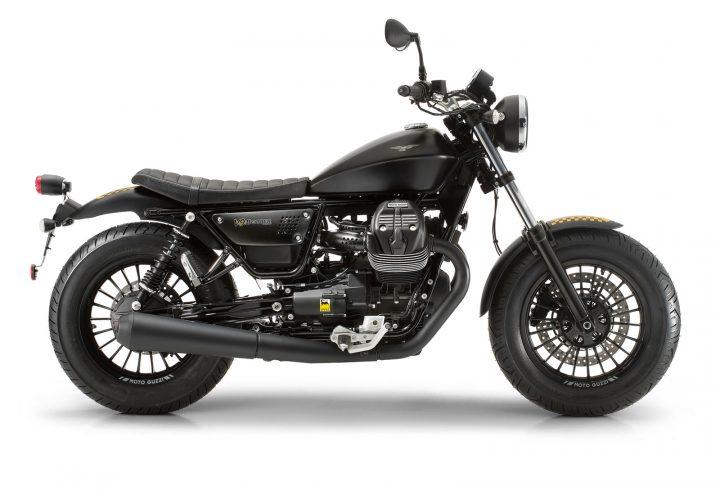 Moto Guzzi V9 BOBBER MY20 2020