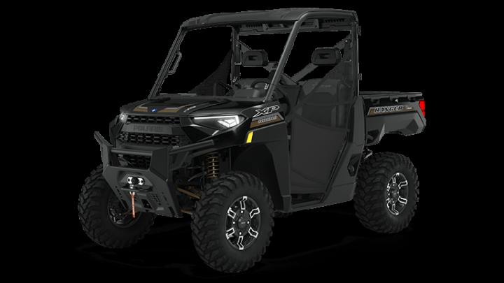2021 Polaris RANGER XP 1000 Texas Edition