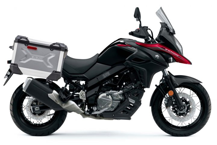 Suzuki V-STROM 650XA ADVENTURE 2021