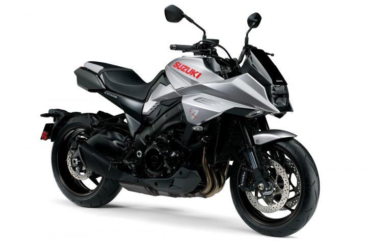 2021 Suzuki KATANA