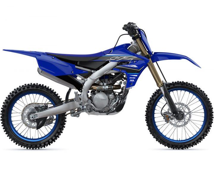 2021 Yamaha YZ250F