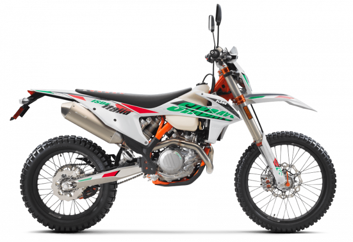 KTM 500 EXC-F SIX DAYS 2021