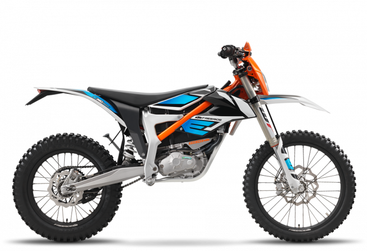 2021 KTM FREERIDE E-XC