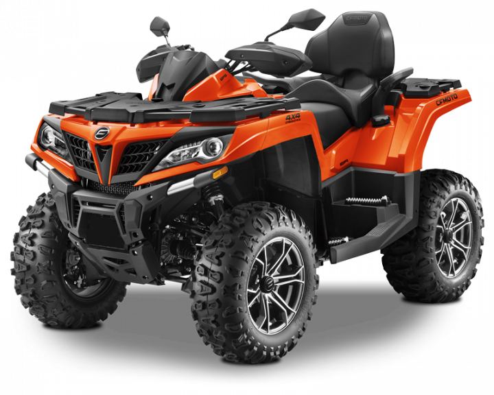 2021 CFMOTO CFORCE 800 CLASSIC LAVA ORANGE