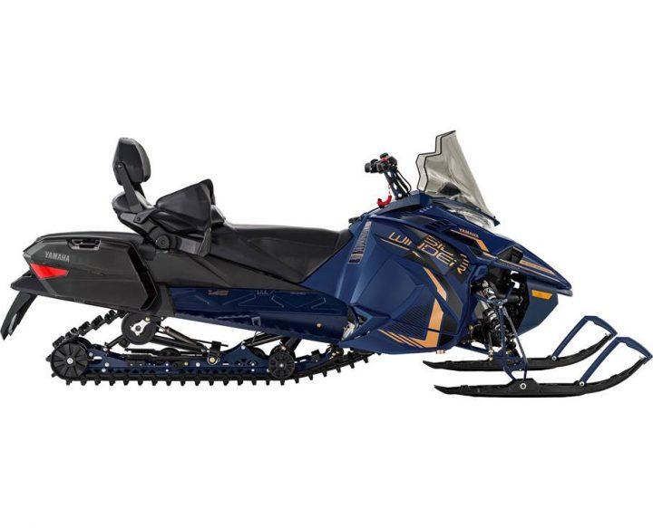2022 Yamaha SIDEWINDER S-TX GT EPS INK BLUE/REGAL GOLD