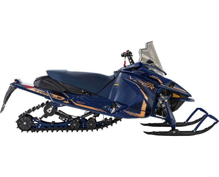 2022 Yamaha SRVIPER L-TX GT INK BLUE/REGAL GOLD