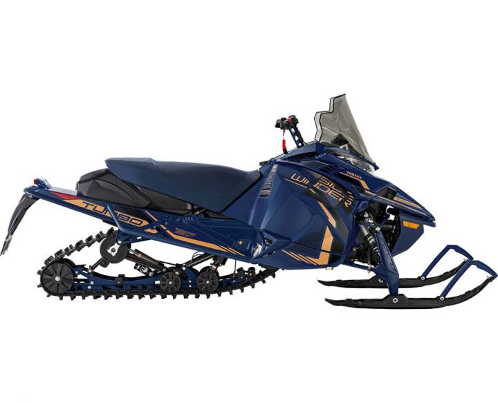 2022 Yamaha SIDEWINDER L-TX GT EPS INK BLUE/REGAL GOLD