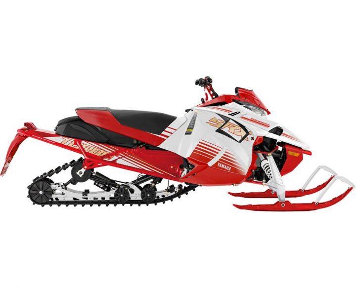 2022 Yamaha SIDEWINDER SRX LE WHITE/RED/REGAL GOLD