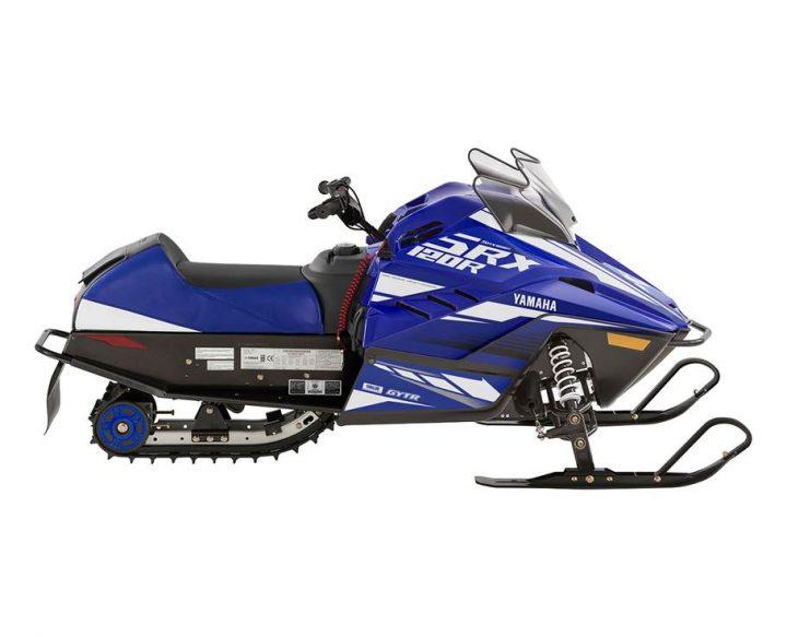 2022 Yamaha SRX120R TEAM YAMAHA BLUE