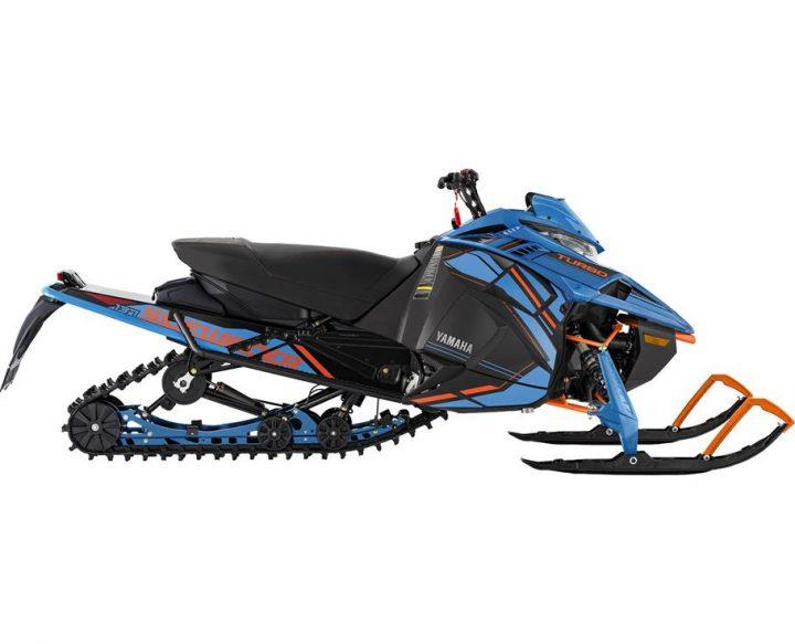 2022 Yamaha SIDEWINDER L-TX SE ICE BLUE/JET ORANGE