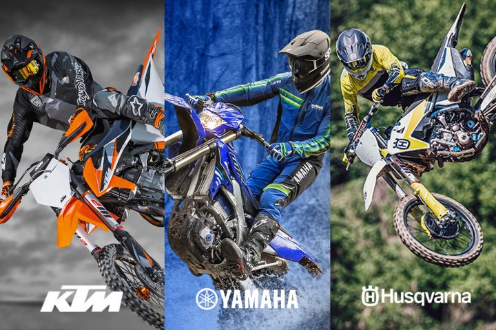 KTM, Yamaha Husqvarna Motocross – Which One To Choose?