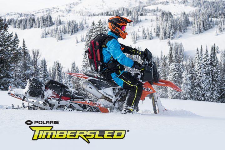 Place au snowbike!