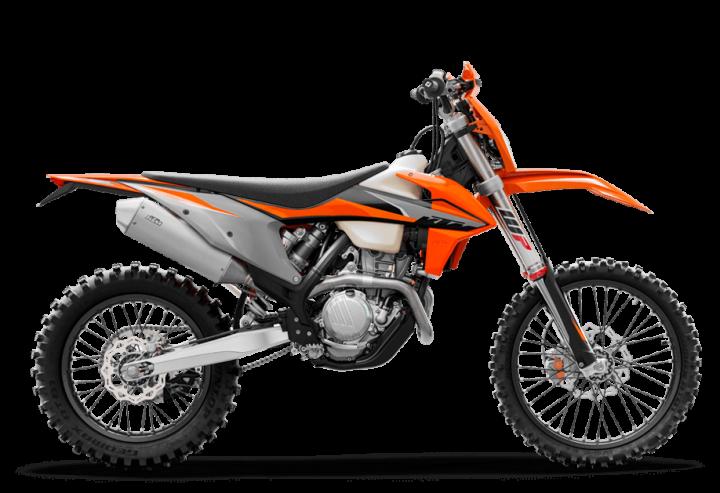 KTM 350 XCF-W 2021