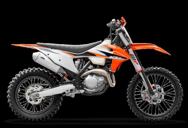 2021 KTM 450 XC-F