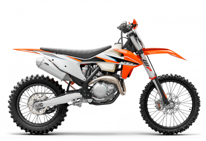 KTM 450 XC-F 2021